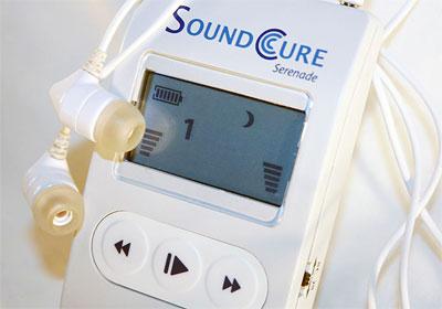 Tinnitus treatment system